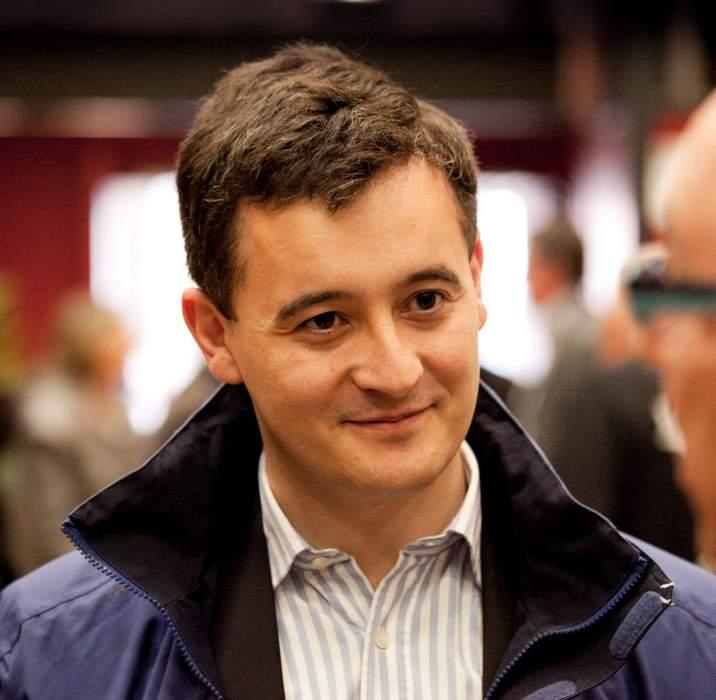 Gérald Darmanin: French politician