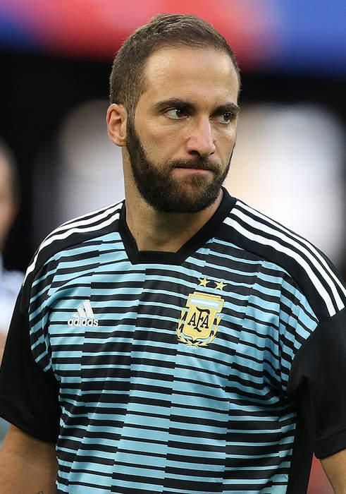Gonzalo Higuaín: Argentine footballer