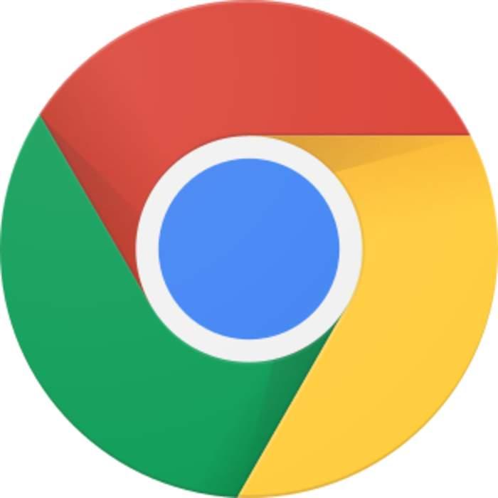 Google Chrome: Web browser developed by Google