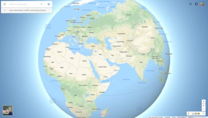 Google Maps: Web mapping service by Google