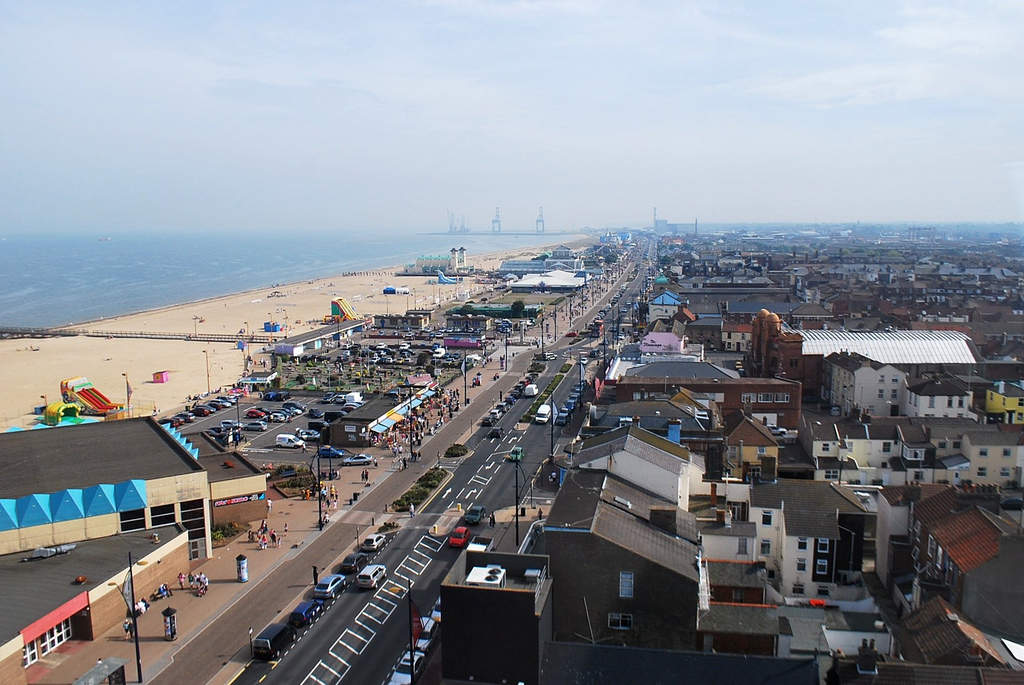 Great Yarmouth: Town in Norfolk, England