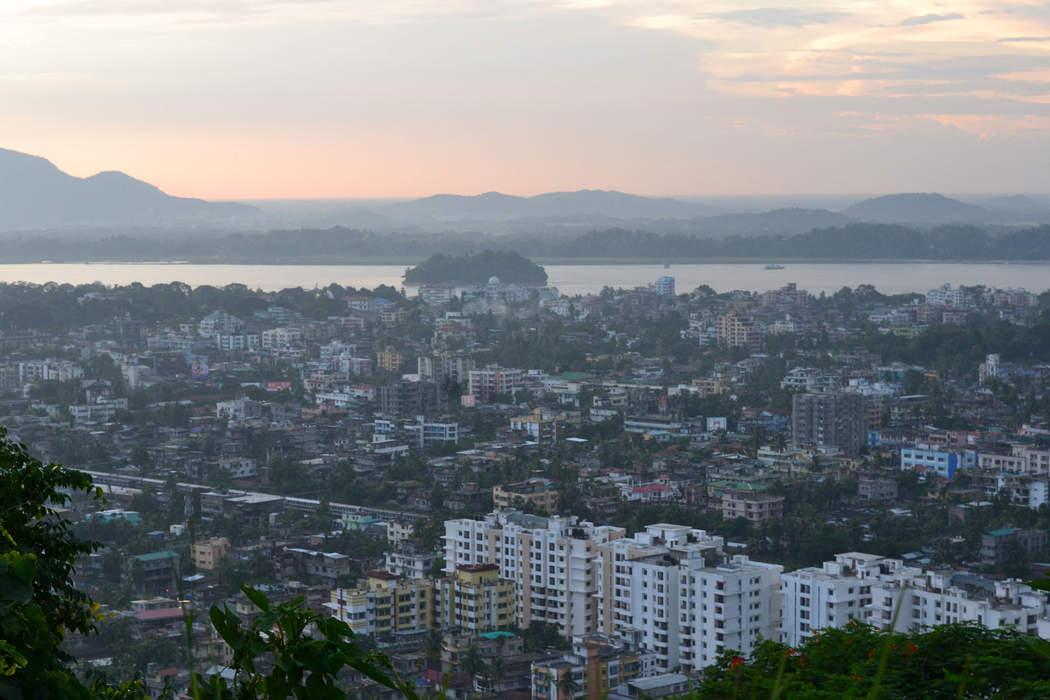 Guwahati: Metropolis in Assam, India
