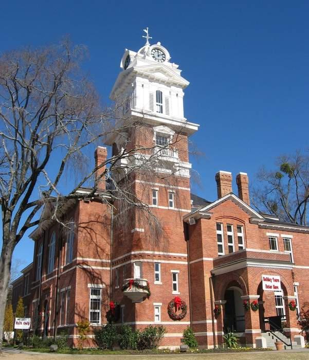 Gwinnett County, Georgia: County in Georgia, United States