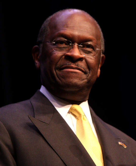 Herman Cain: American businessman and politician