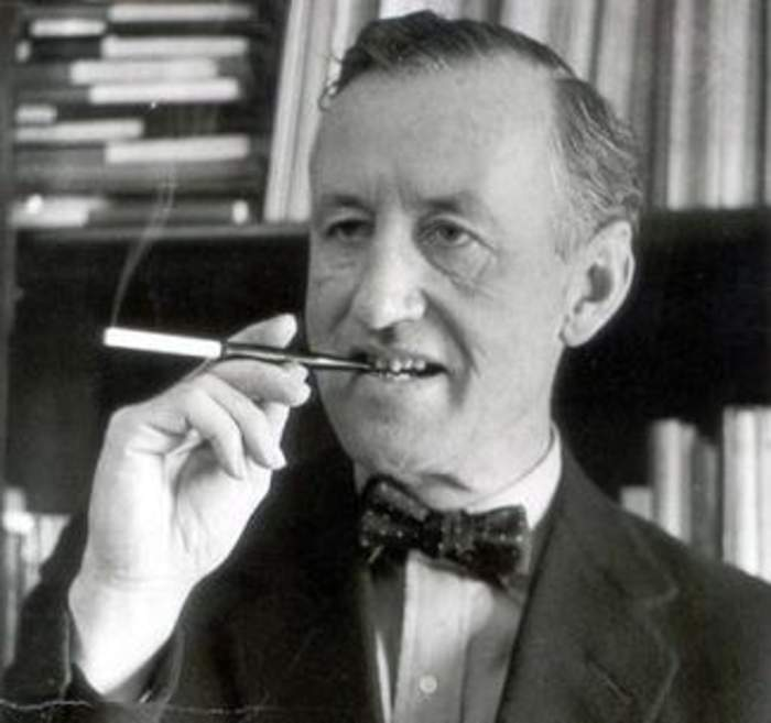Ian Fleming: English author, journalist and naval intelligence officer