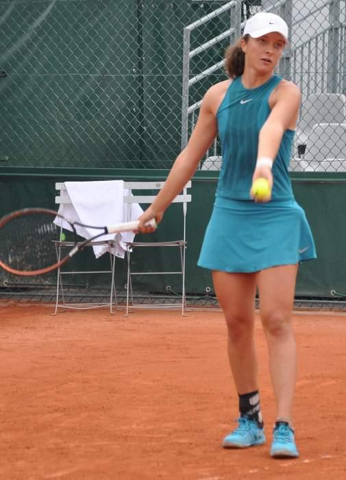Iga Świątek: Polish tennis player