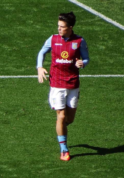 Jack Grealish: English association football player