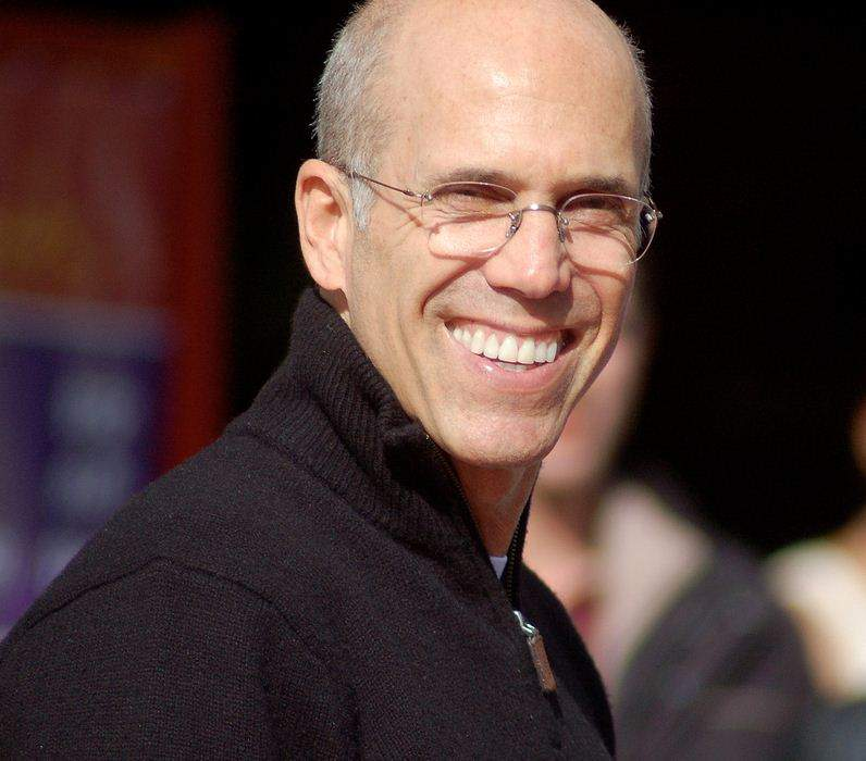 Jeffrey Katzenberg: American film producer and media proprietor