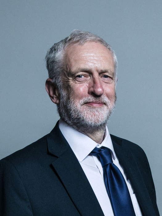 Jeremy Corbyn: British politician, Leader of the Labour Party (2015–2020)