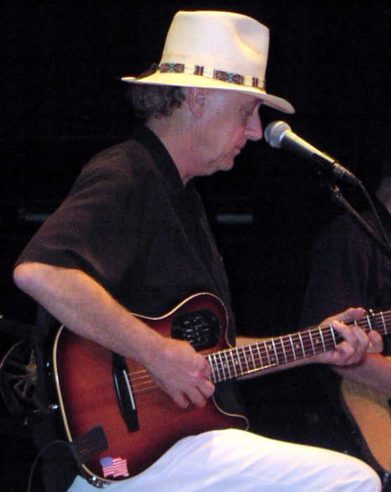 Jerry Jeff Walker: American singer