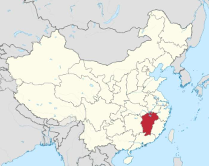 Jiangxi: Province of China