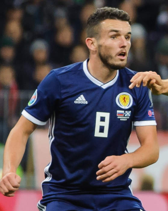 John McGinn: Scottish association football player (born 1994)