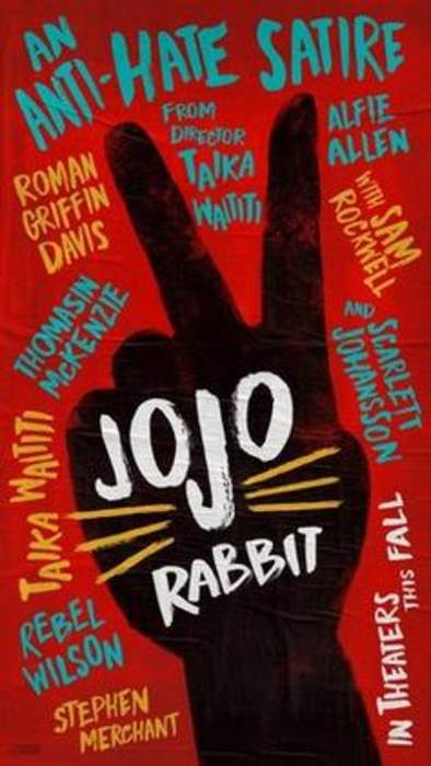 Jojo Rabbit: 2019 film directed by Taika Waititi