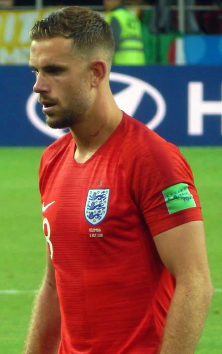 Jordan Henderson: English association football player