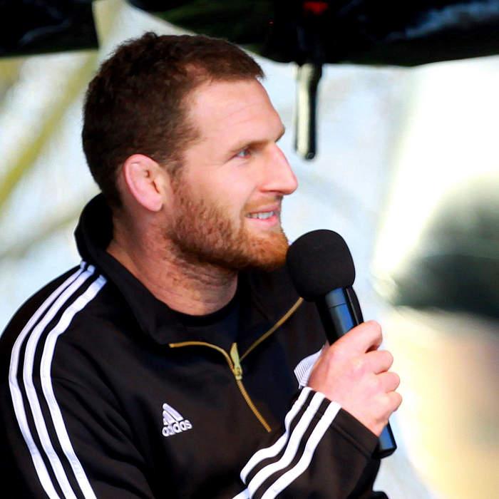 Kieran Read: New Zealand rugby union player