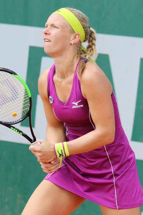 Kiki Bertens: Dutch tennis player