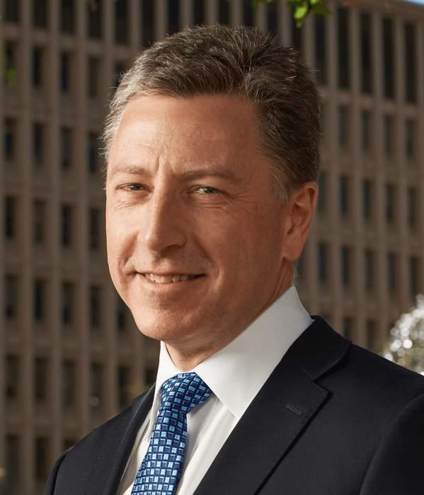 Kurt Volker: American diplomat