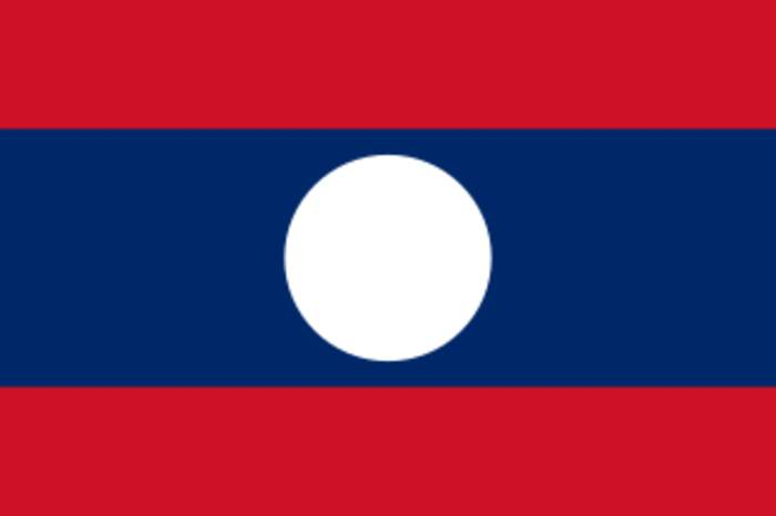 Laos: Landlocked country in Southeast Asia