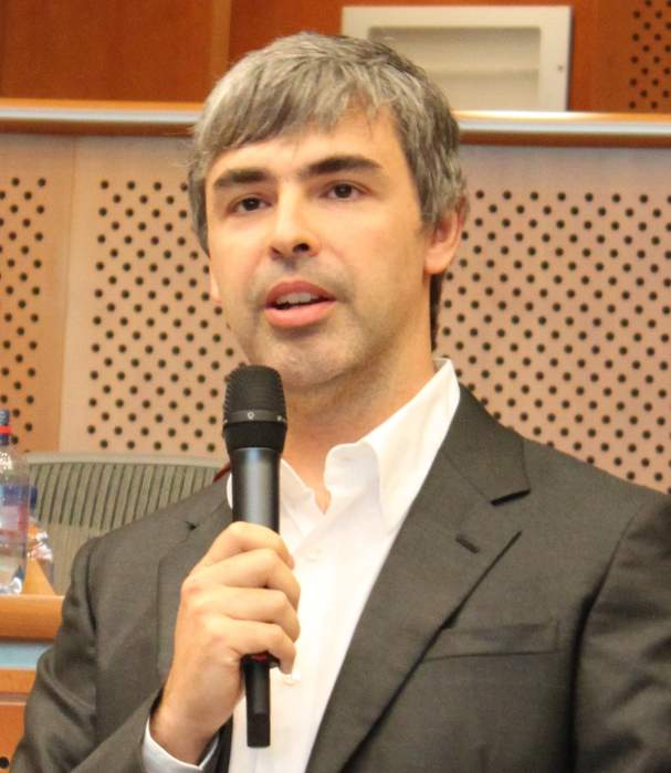 Larry Page: American computer scientist and Internet entrepreneur