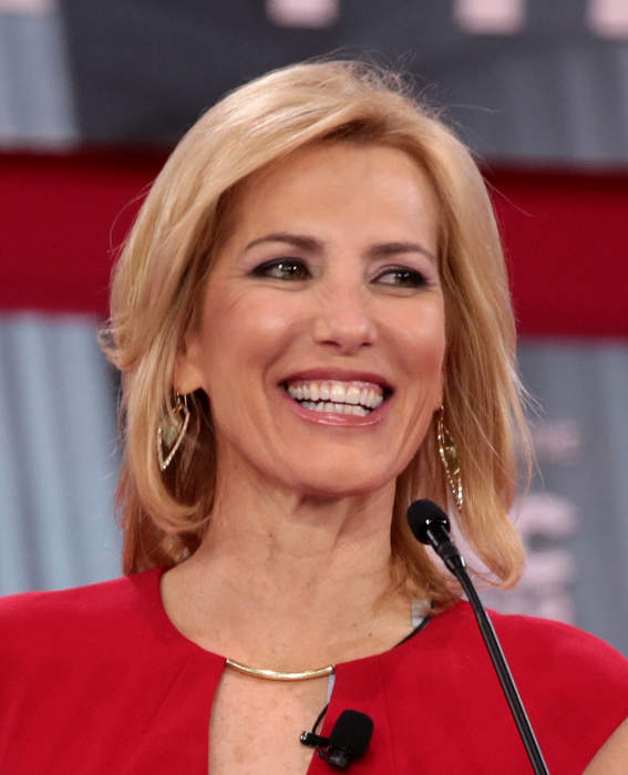 Laura Ingraham: American radio and television host