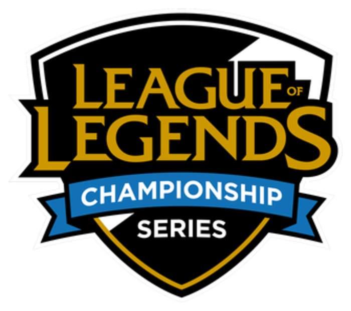 League of Legends Championship Series: Professional League of Legends esports league