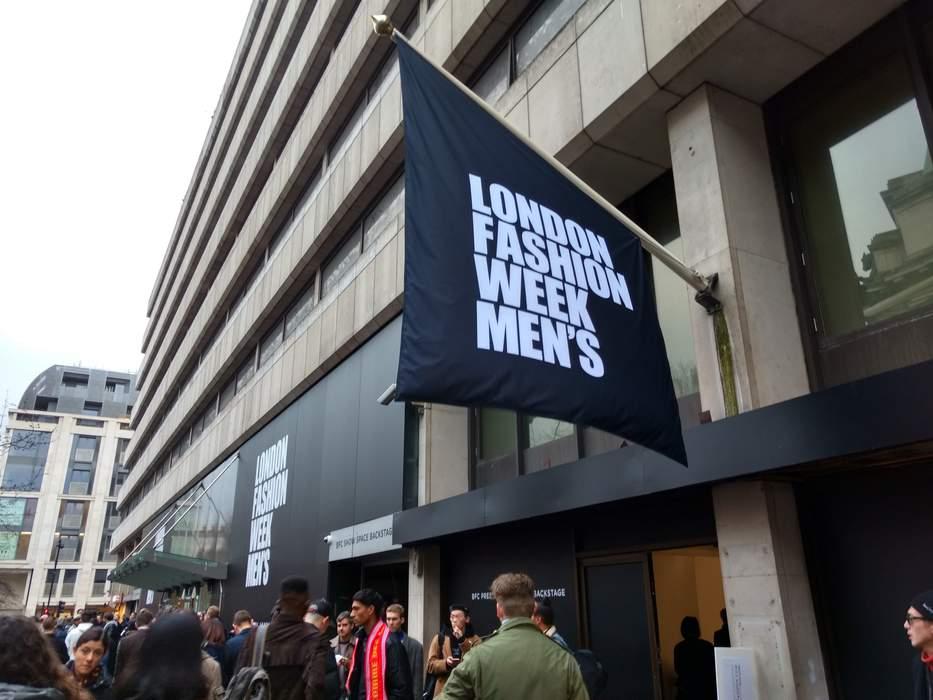 London Fashion Week: Clothing Trade