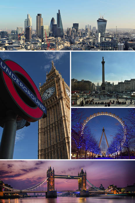 London: Capital of the United Kingdom
