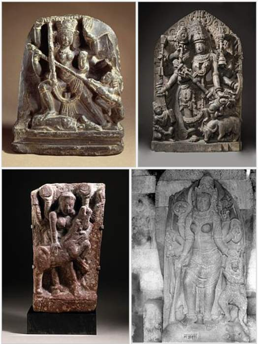 Mahishasura: Buffalo-demon in Hinduism