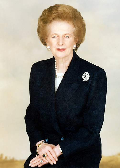 Margaret Thatcher: Prime Minister of the United Kingdom from 1979 to 1990
