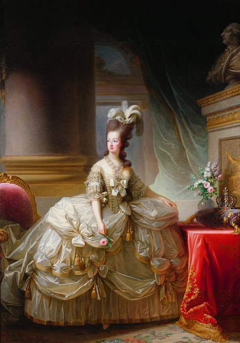 Marie Antoinette: Last Queen of France prior to the French Revolution