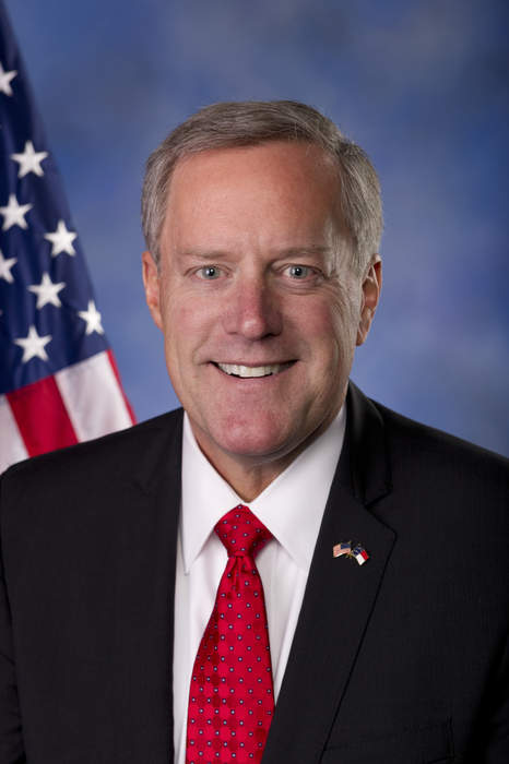 Mark Meadows (North Carolina politician): 29th White House Chief of Staff