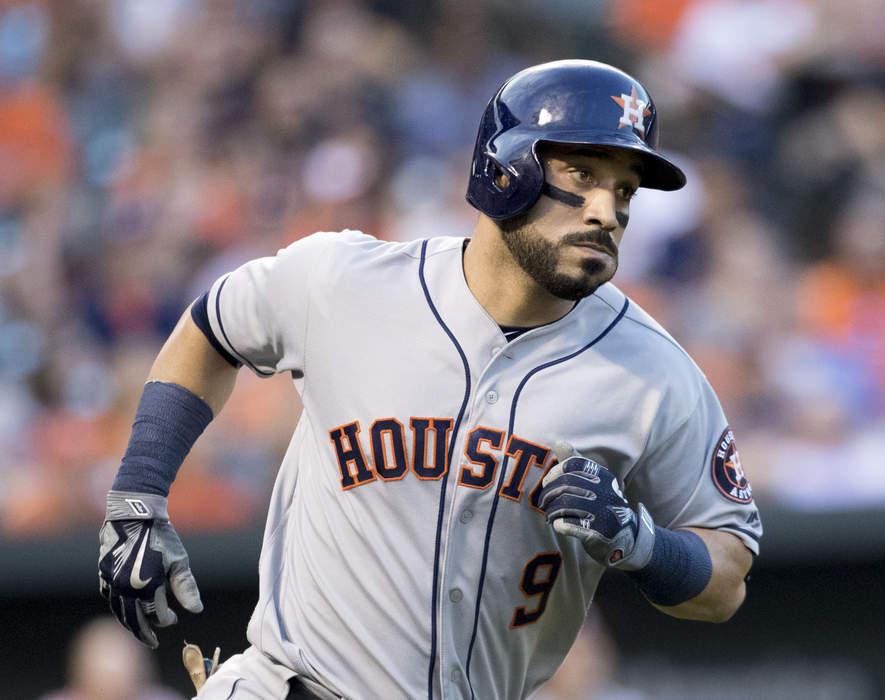 Marwin González: Venezuelan baseball player