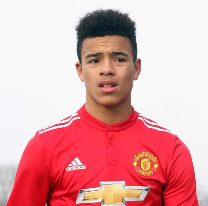 Mason Greenwood: English association football player