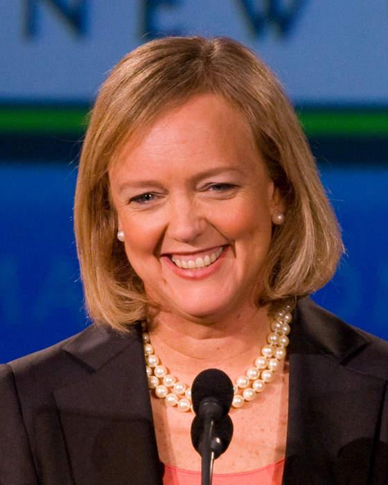 Meg Whitman: American business executive
