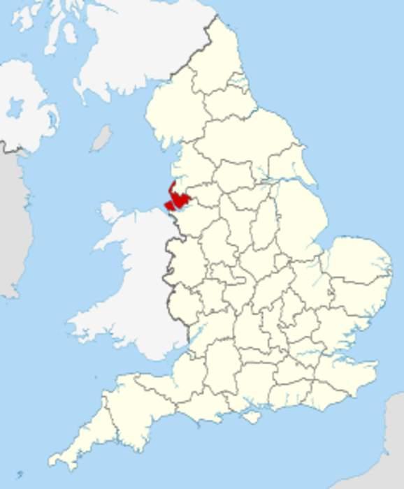 Merseyside: County of England