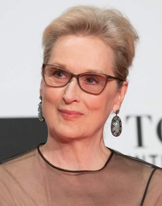 Meryl Streep: American actress