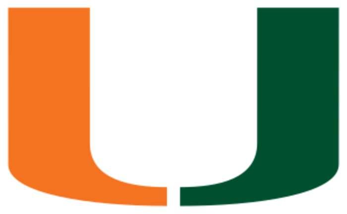Miami Hurricanes: Intercollegiate sports teams of the University of Miami