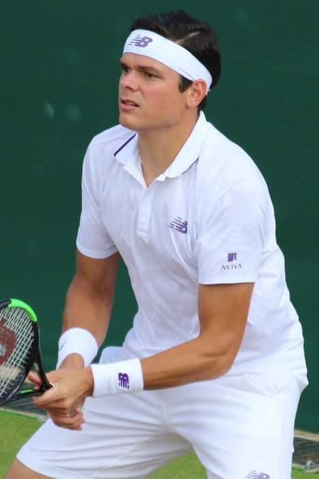 Milos Raonic: Canadian tennis player