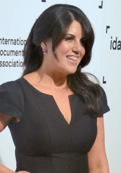 Monica Lewinsky: American activist and former White House intern