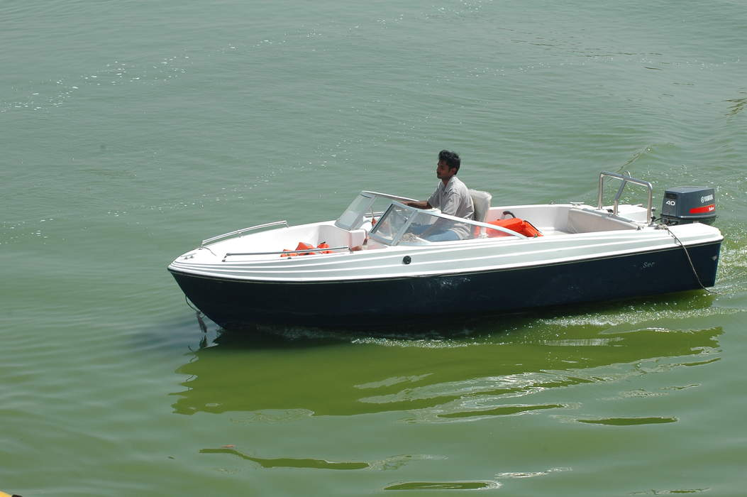 Motorboat: Boat which is powered by an engine