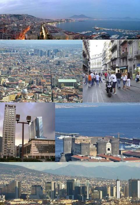 Naples: City in southern Italy