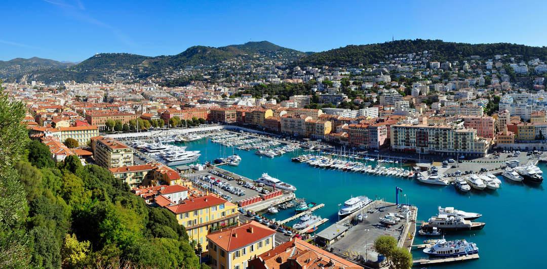 Nice: Prefecture of Alpes-Maritimes, Provence-Alpes-Côte d'Azur, France