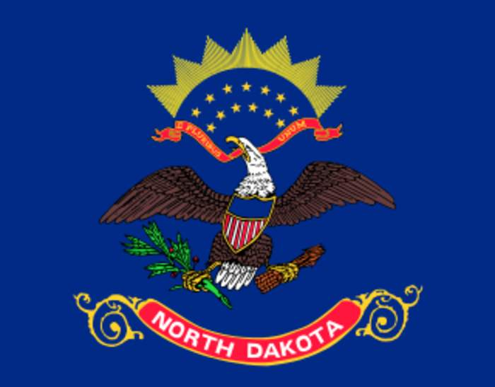 North Dakota: State of the United States of America
