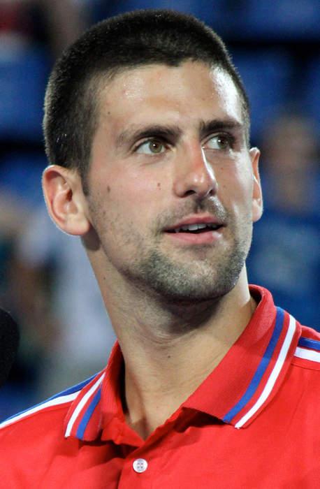 Novak Djokovic: Serbian tennis player