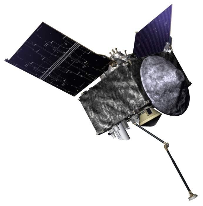 OSIRIS-REx: 2016–2023 NASA robotic space mission