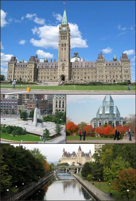 Ottawa: Federal capital of Canada