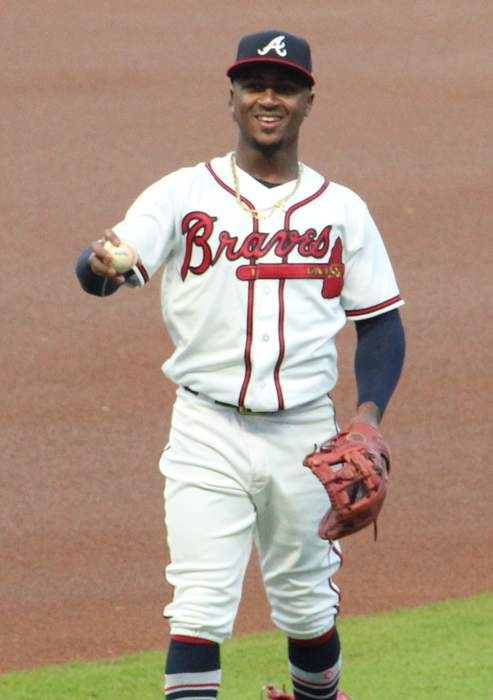 Ozzie Albies: Curaçaoan baseball player