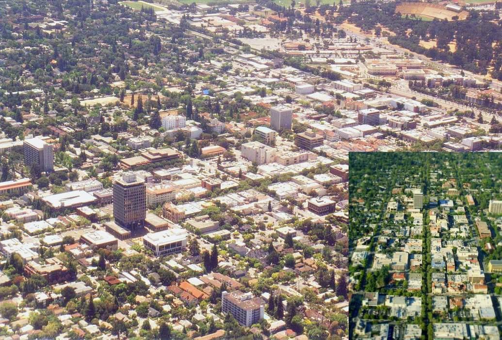 Palo Alto, California: City in California in the United States