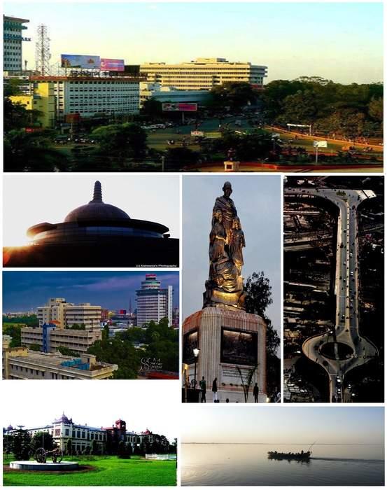 Patna: Capital and largest city of Bihar, India