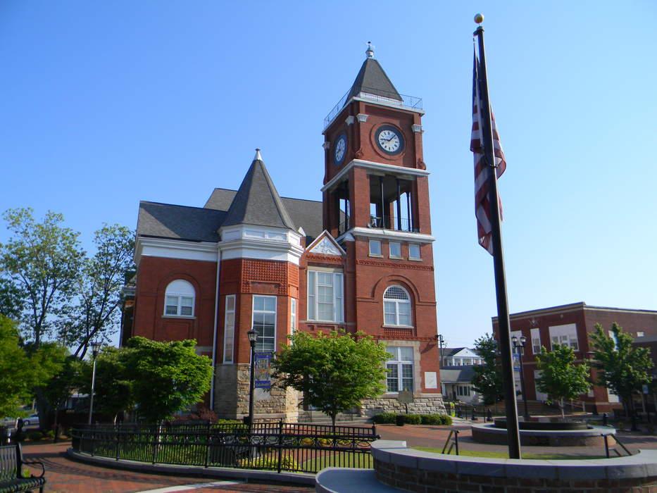 Paulding County, Georgia: County in Georgia, United States